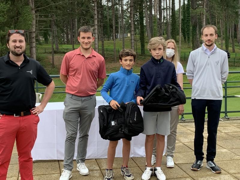 Carre golf 10