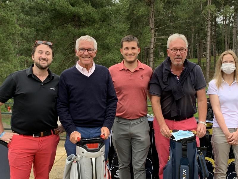 Carre golf 5