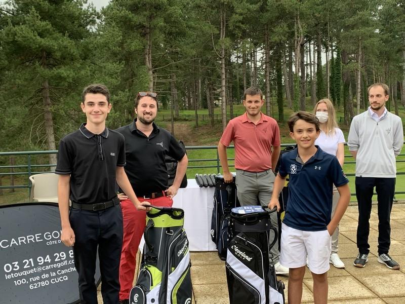Carre golf 6