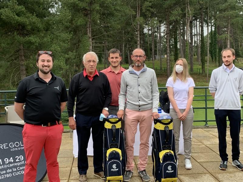 Carre golf 8