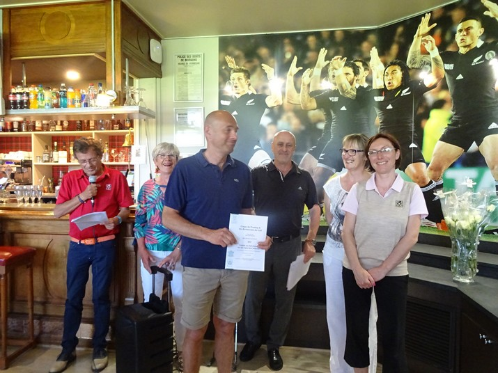 Coupe du Proshop et des Restaurants du Golf 17
