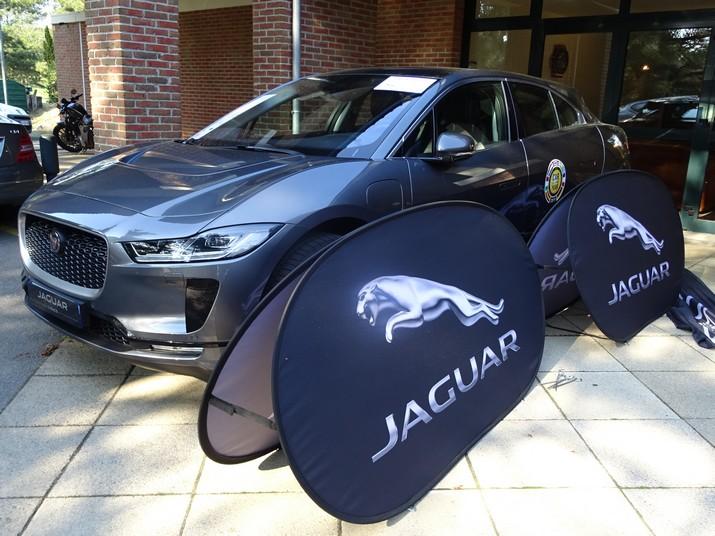 Coupe Jaguar 12