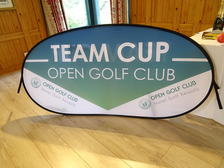 Coupe OPEN GOLF CLUB 01