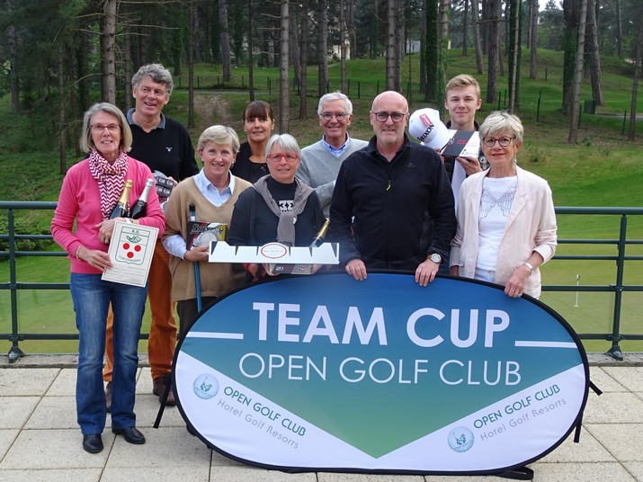 Coupe OPEN GOLF CLUB
